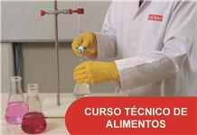 CURSO TÉCNICO DE ALIMENTOS