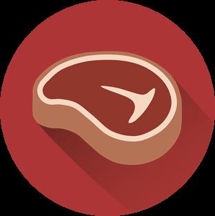 Carnes Ícones